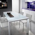 Étkezőasztalok / Afill alluminio