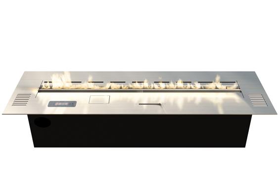 Beltéri Biokandallók / Fire Line Automatic 2E - bioetanol kandalló