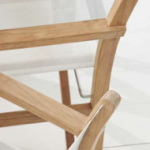Kültéri étkezőszékek / Desert Director chair