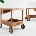 Kültéri Kiegészítők / Desert Trolley