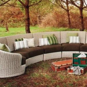 Kültéri kanapék