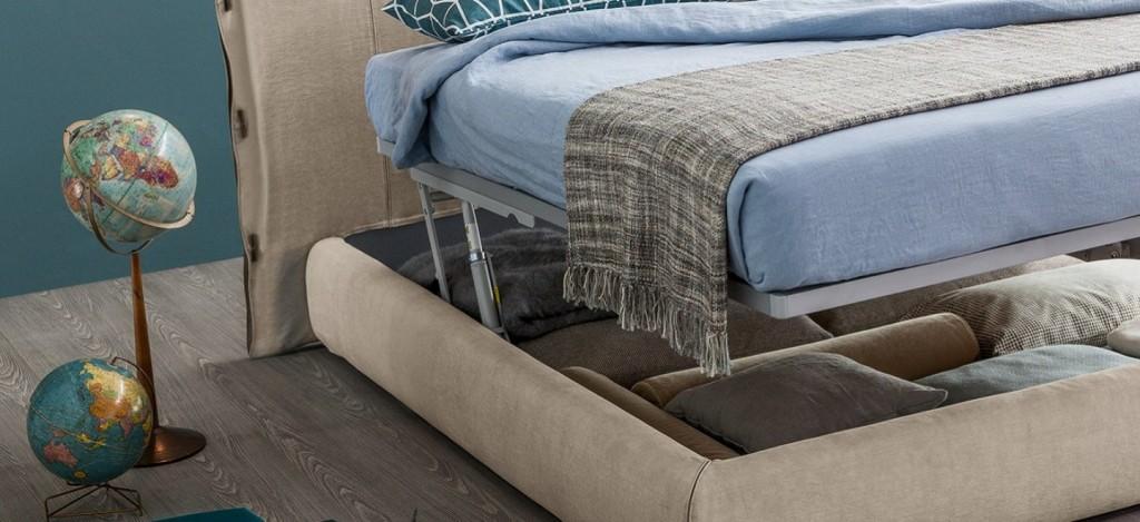 Ágyak / Cuff - design franciaágy