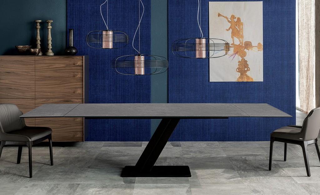 Étkezőasztalok / Zeus keramik Drive
