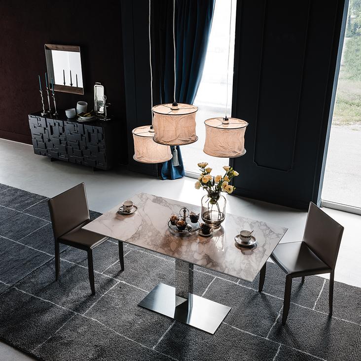 Étkezőasztalok / Elvis keramik