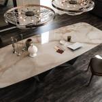 Étkezőasztalok / Skorpio keramik