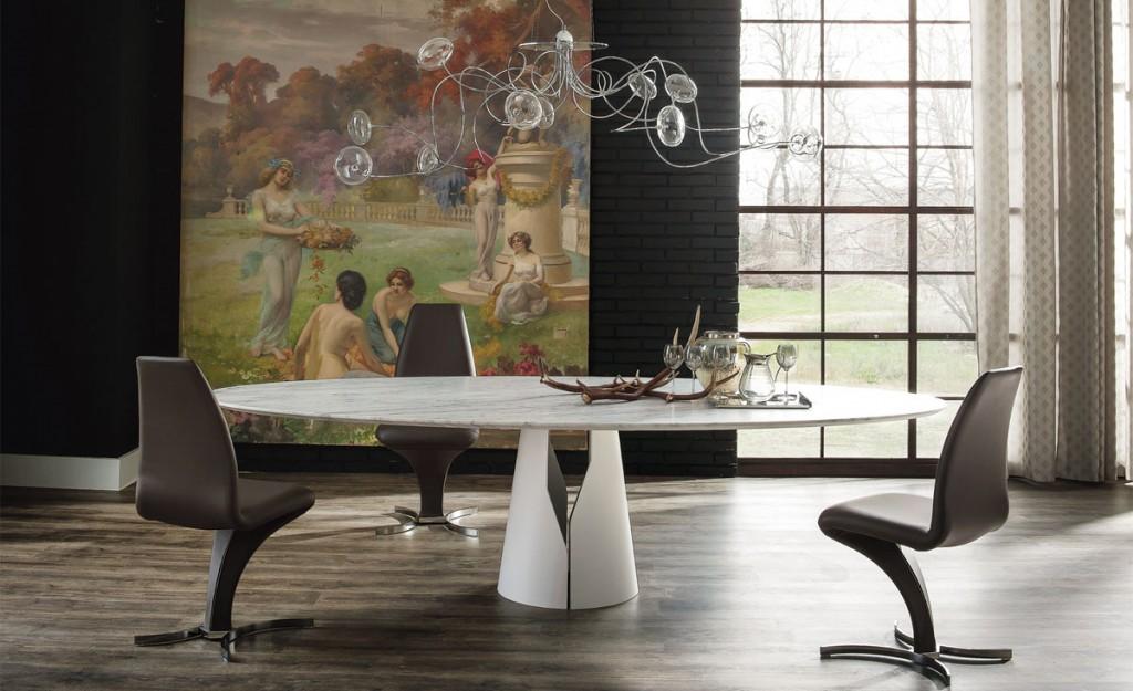 Étkezőasztalok / Giano