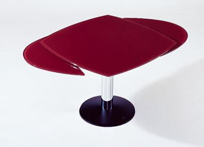 Étkezőasztalok / 1136 TITAN III - Glass