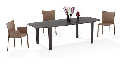 Étkezőasztalok / 1450 FRANCIS RECTANGULAR  - Wood
