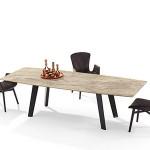 Étkezőasztalok / 1460 FONTANA 4-LEGS
