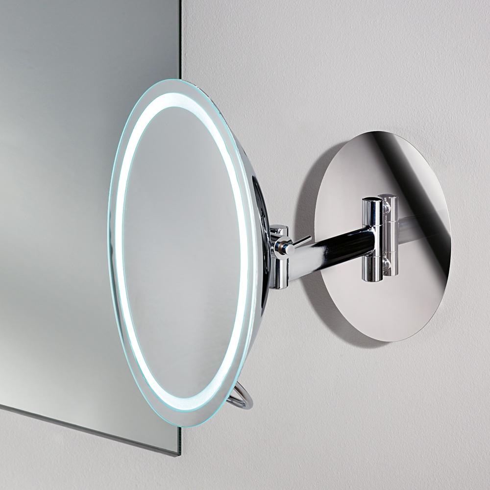 Tükrök / BATHROOM MIRROR BW10 - világítós fürdőszobai tükör