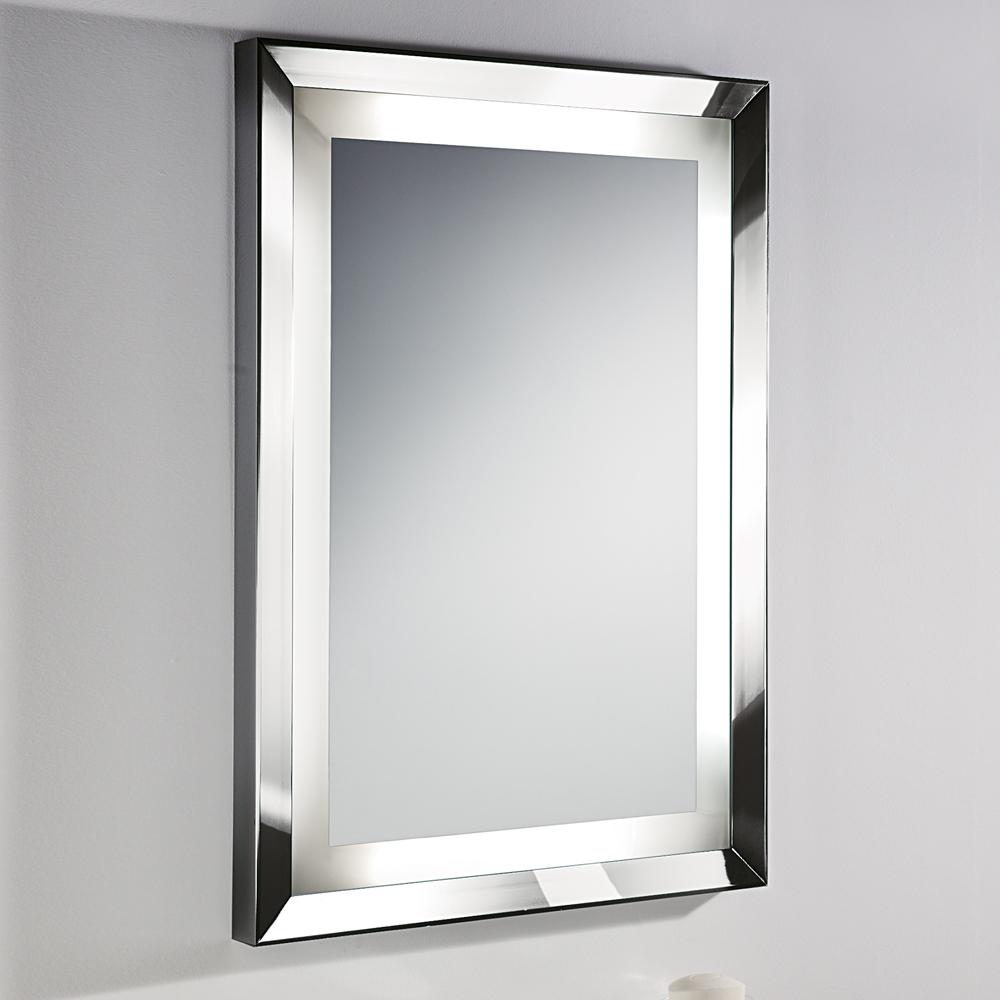 Tükrök / BATHROOM MIRROR BW8 - világítós fürdőszobai tükör
