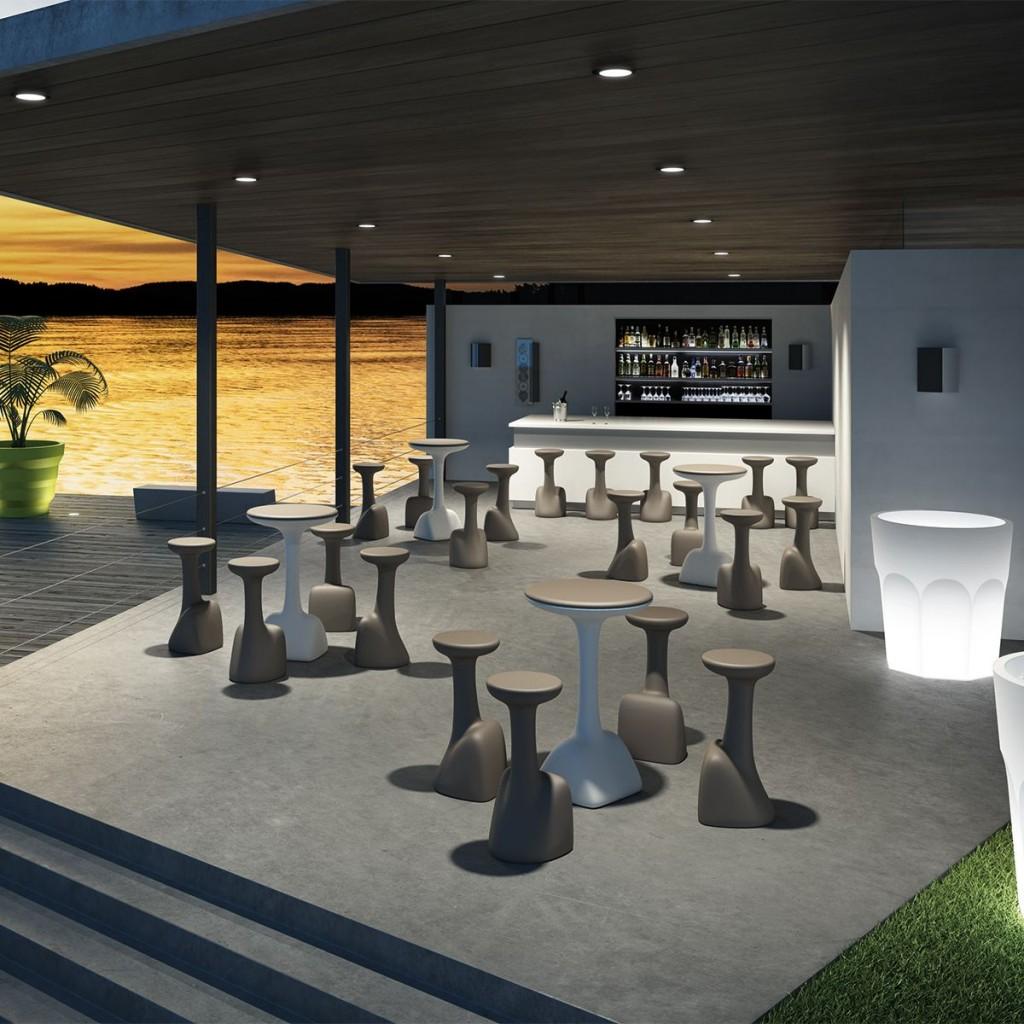 Bisztróasztalok és Bárasztalok / ARMILLARIA TABLE