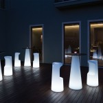 Bisztróasztalok és Bárasztalok / FURA TABLE LIGHT