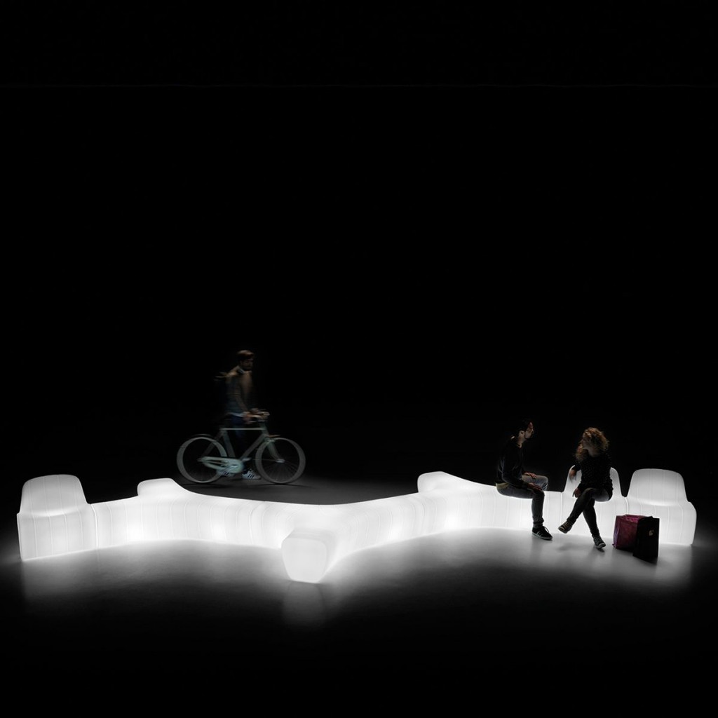 Kültéri Kanapék / JETLAG LIGHT