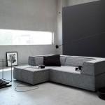 Trio modern design kanapé