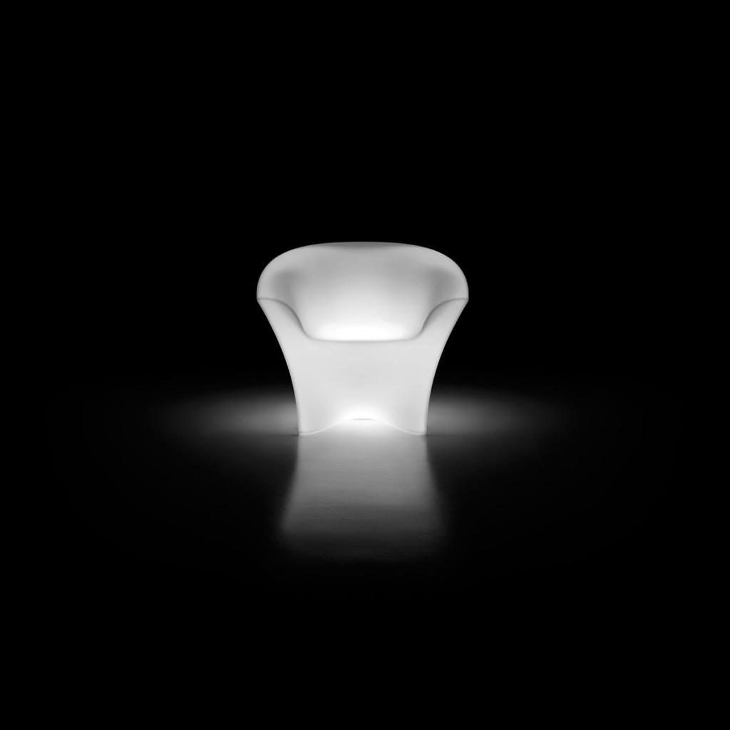 Fotelok / OHLA ARMCHAIR LIGHT