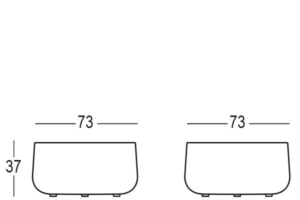 Kávézóasztalok / BOLD TABLE