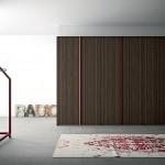 Gardrób / Emotion Leaf Opening Doors