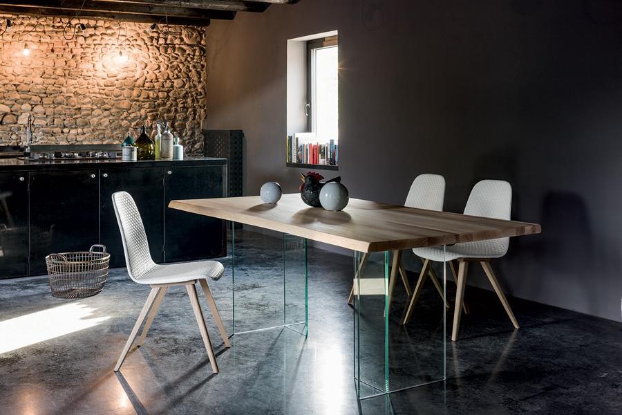 Étkezőasztalok / Basilio