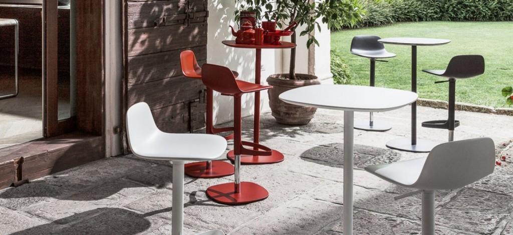Bisztróasztalok és Bárasztalok / Clyde asztal
