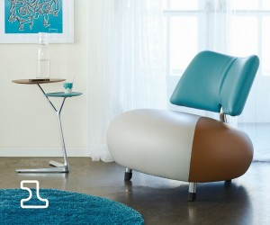 Leolux-Pallone-design-fotel-új köntösben