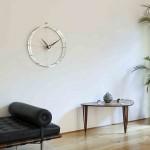 Design órák / DOBLE O - falióra