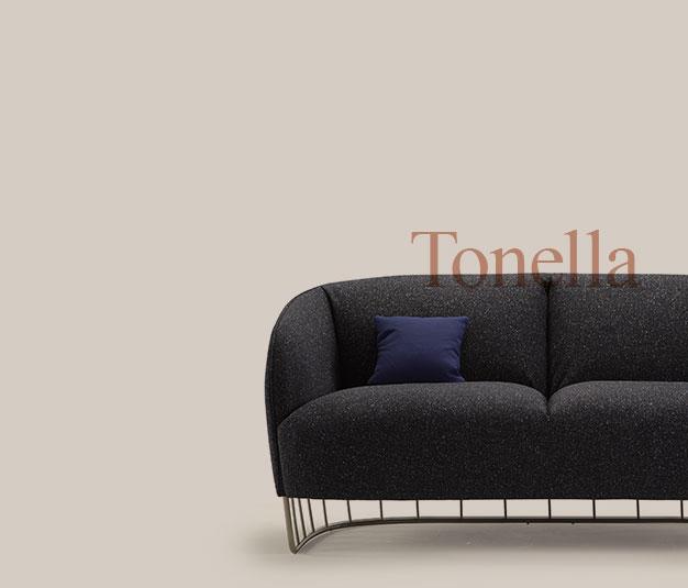 Kanapék / Tonella