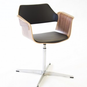Ply Design Ltd. _ Flagship Armchair with Swivel Base (1)