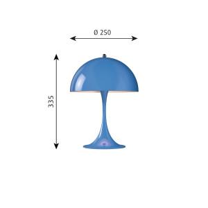 91684-5-1-01-Panthella mini Table-blue-EU