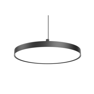 91712-5-2-01C-680-LP SlimRound Suspended-Black
