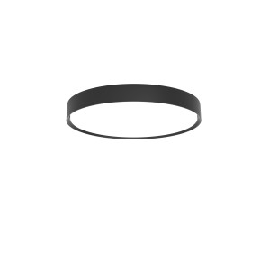 91715-5-2-01-250-440-680-LP SlimRound Semirecessed-Black