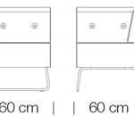 Moduláris ülőbútorok / abaco+ 814 - kanapé rendszer