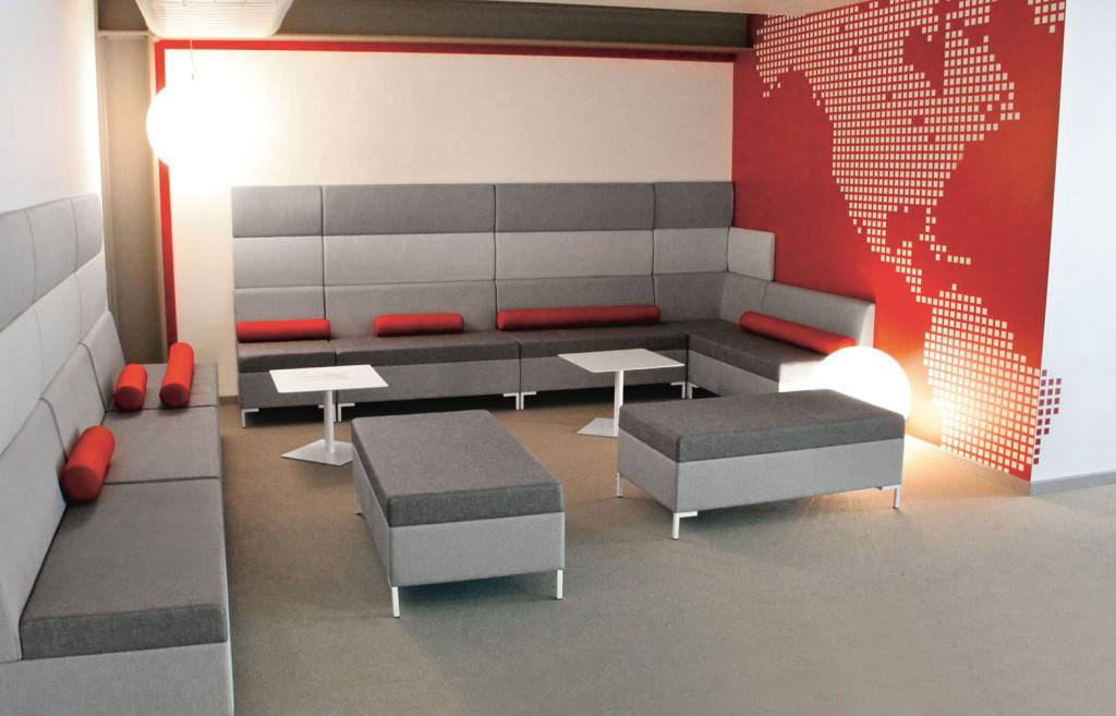 Moduláris ülőbútorok / abaco 751 - kanapé rendszer
