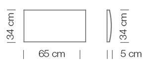 Kanapék / abaco 757 - kanapé rendszer - fali panel