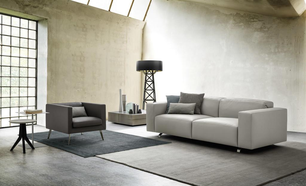 Kanapék / ALGARVE modern design kanapé