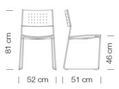 Étkezőszékek / Duo 140 - étkezőszék