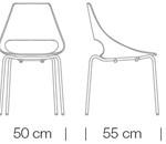 Étkezőszékek / Echo 150  - étkezőszék