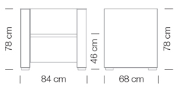 Fotelok / giano+ 802 - fotel