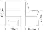 Kanapék / space 767 - kanapé rendszer