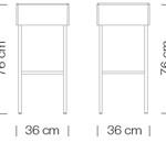 Bárszékek / twin 368 - bárszék