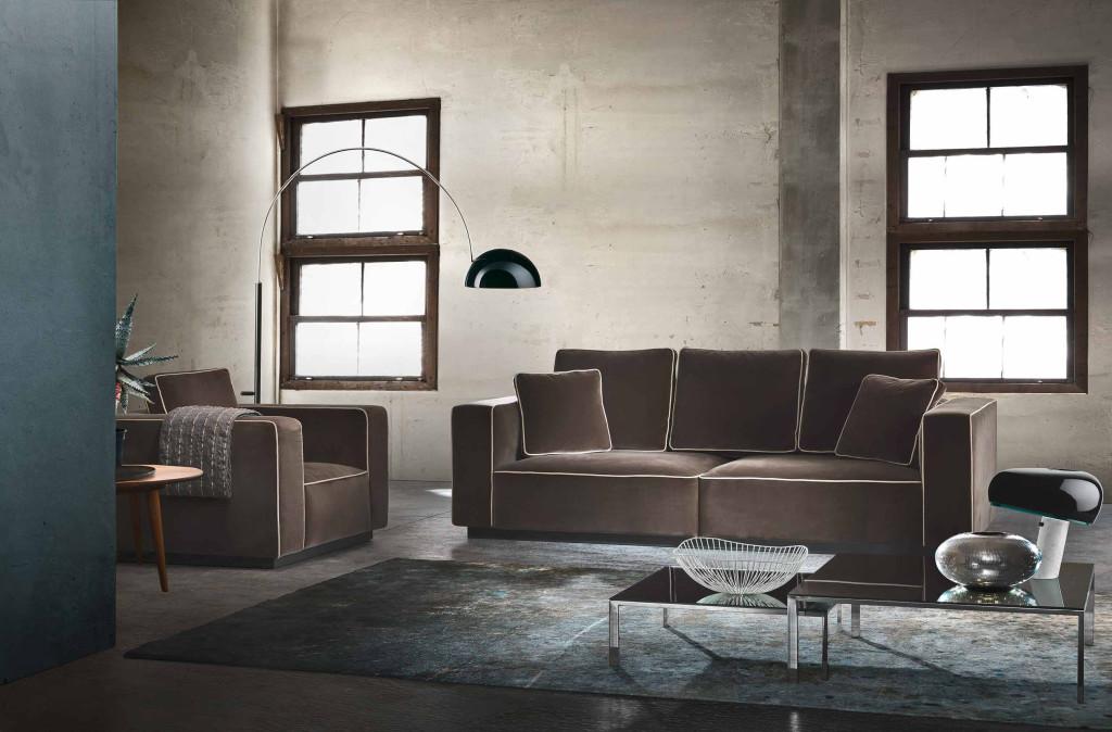 Kanapék / VICTOR modern design kanapé