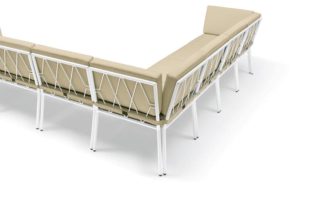 Kültéri Kanapék / zero 209 - kültéri kanapé
