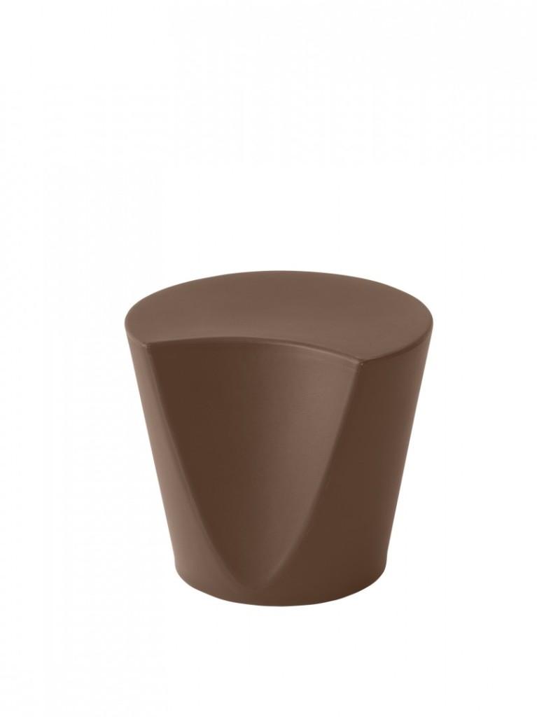 Kültéri Kávézóasztalok / apple p0009   - puff