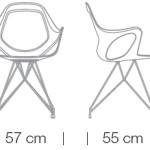 Étkezőszékek / Dafne 163 - étkezőszék