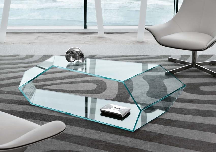 Kávézóasztalok / Dekon 2 (Karim Rashid) - kávézóasztal