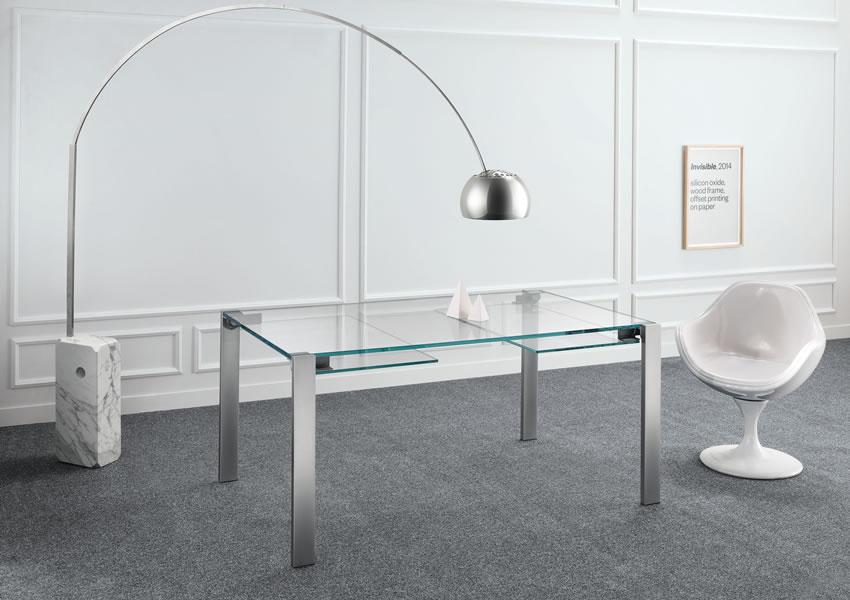 Étkezőasztalok / Livingstone - bővíthető étkezőasztal
