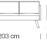 Kanapék / Nomad 828 kanapé