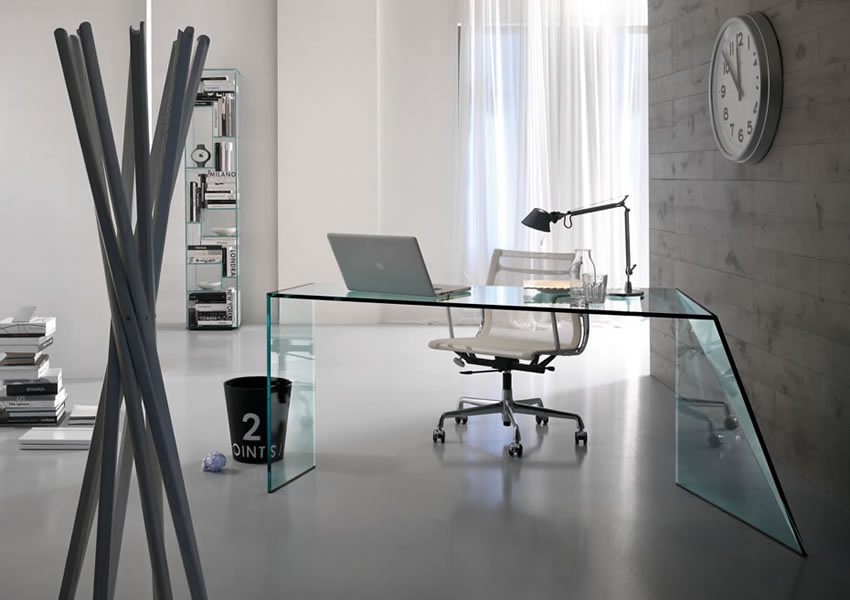 Home Office / Penrose Desk - íróasztal