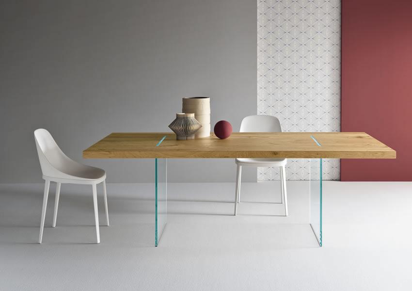 Étkezőasztalok / Tavolante Aged Oak - étkezőasztal