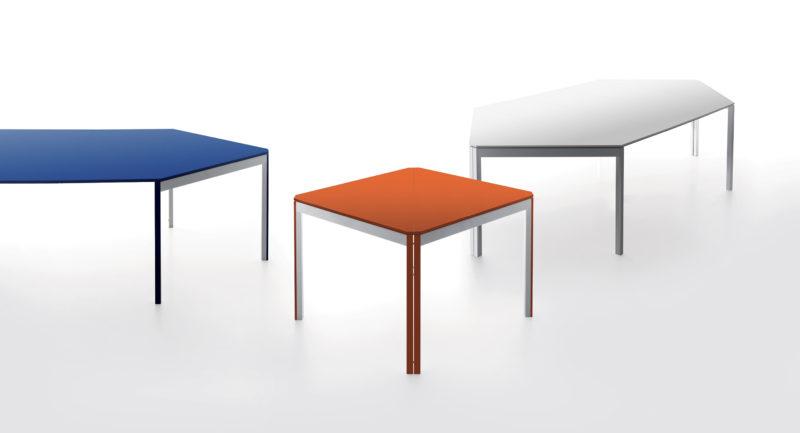 Étkezőasztalok / Diesis bővíthető étkezőasztal